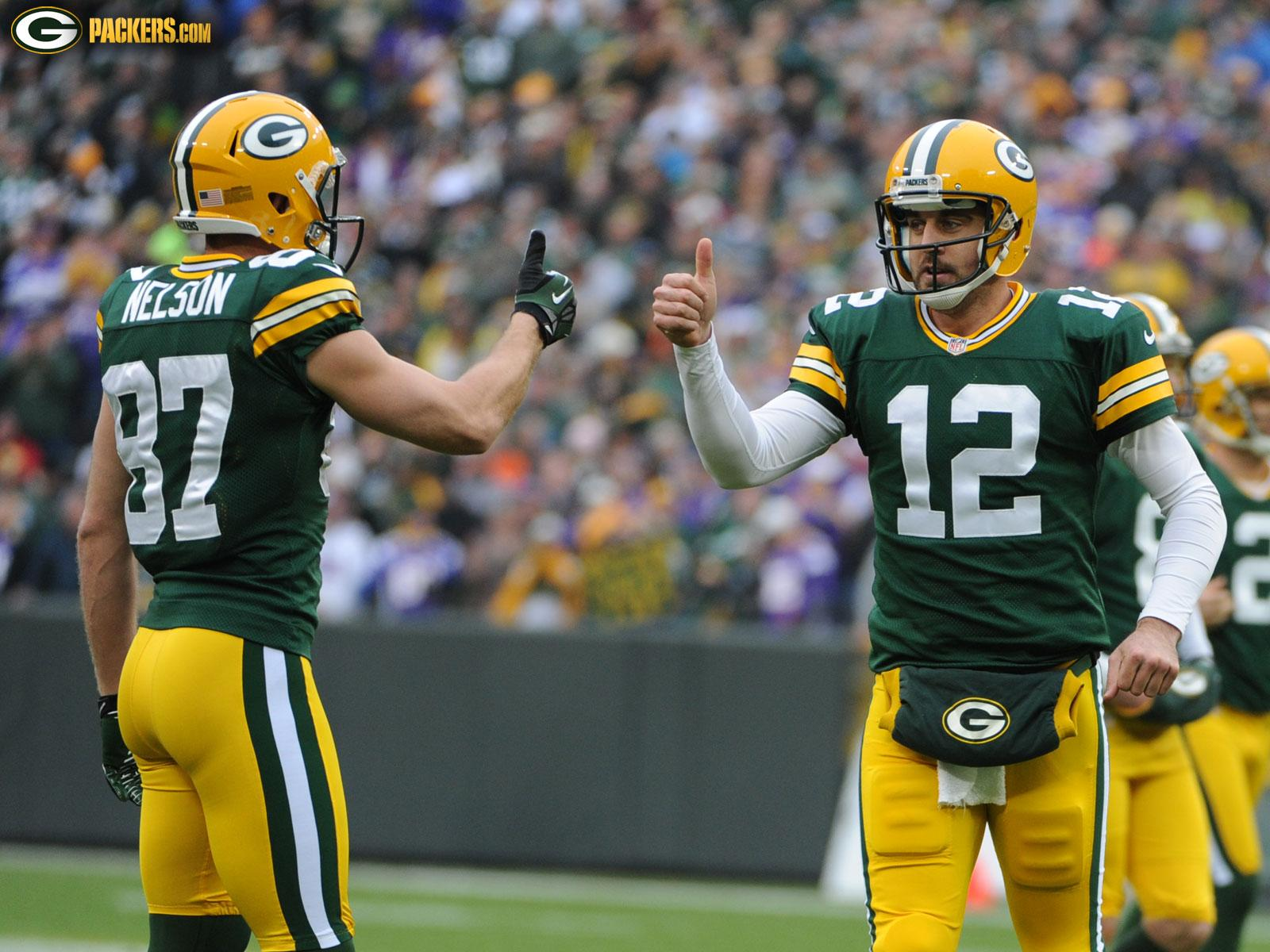 gallery for aaron rodgers and jordy nelson wallpaper