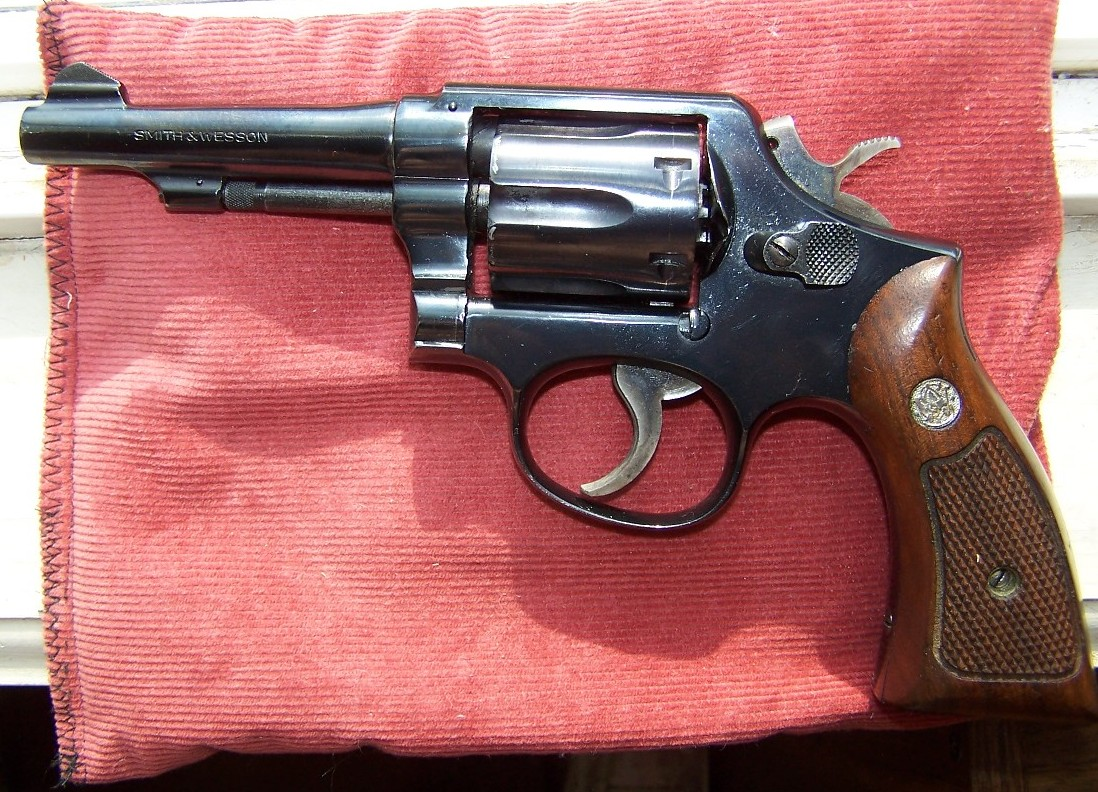 S&W Model 10-5 year of manufacture and value